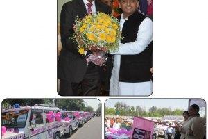 WHL 181 Launch - Uttar Pradesh