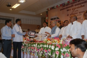 Uttar Pradesh EMS launch – 14th Sep 2012
