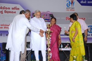 Gujarat Khilkhilat launch – 4th Sep 2012