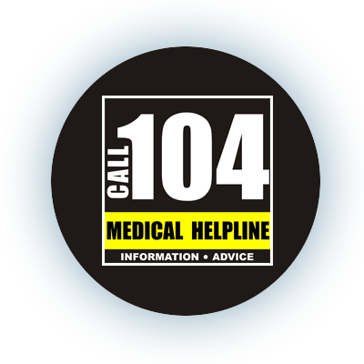 104 Medical helpline