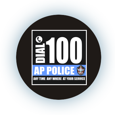 Dial 100 : Police Emergency Service