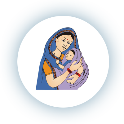 Mother and child tracking facilitation center