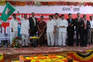 Andhra Pradesh - Prototype Mother and Child care vehicle launch – 7th Sep2012
