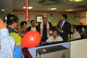 "On 31st Jan 2014 GVK EMRI launched ""Mother and Child Tracking Facilitation Center"" in Delhi."