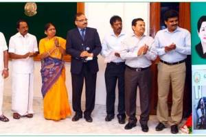 Hon'ble Chief Minister of Tamil Nadu Sri. Edappadi K. Palaniswami Launched 14417 Education Help line on 1st March 2018